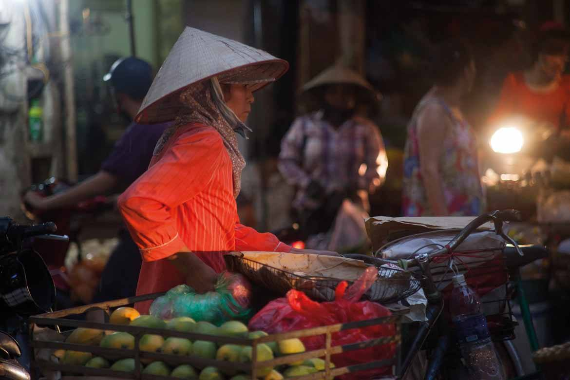 Night market (copyright Peter Jackson)