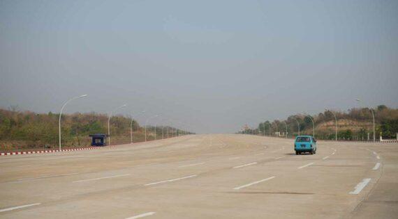 Naypyidaw: The world's weirdest capital?