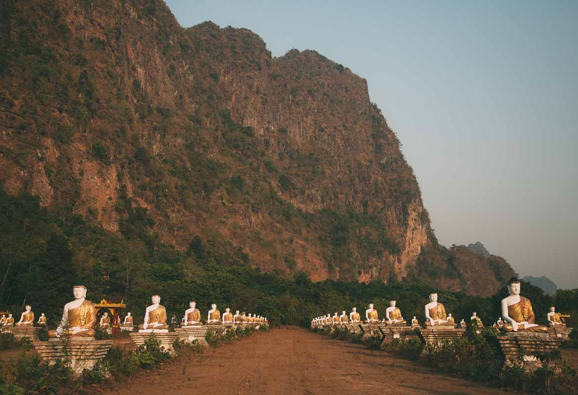 Hpa An: a gem in the south
