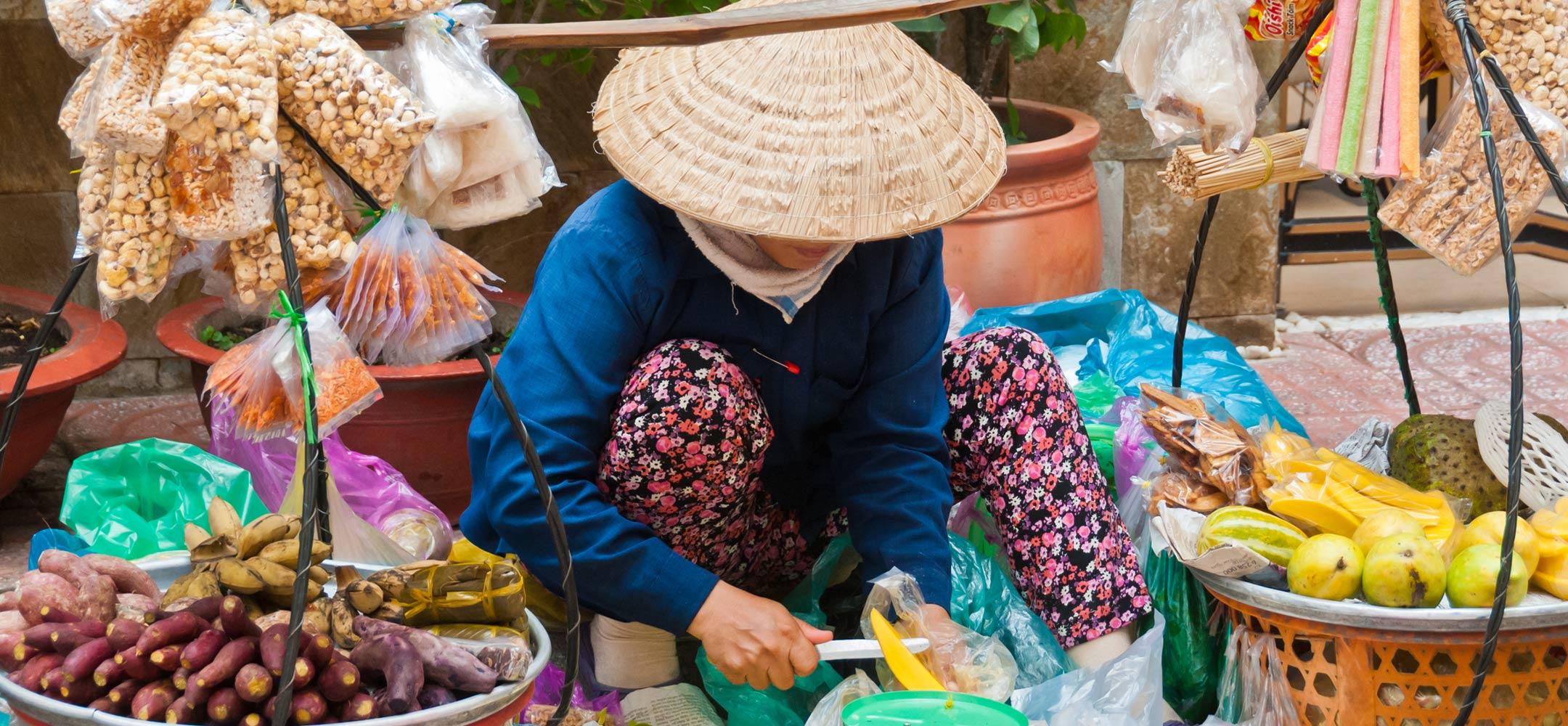 Take a street food tour of Hanoi