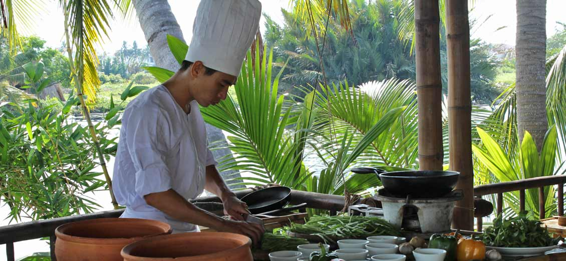 Take a cookery class in Hoi An