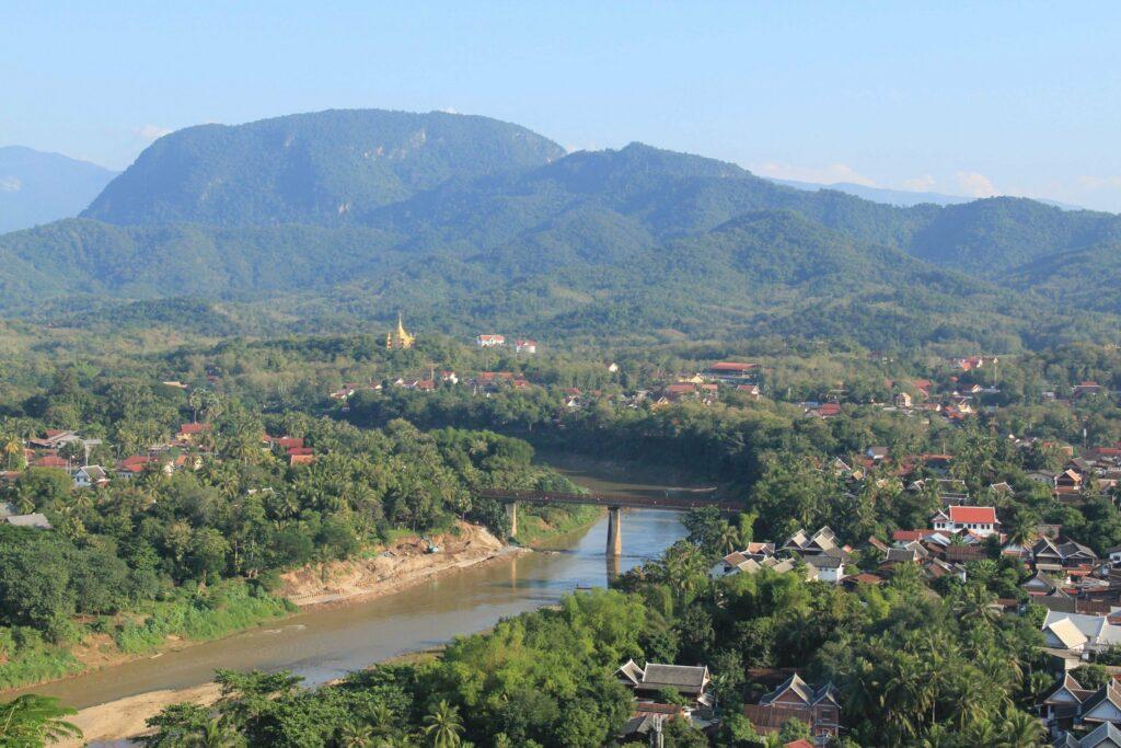 Mount Phousi, Luang Prabang