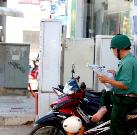 Backstreet tour Ho Chi Minh City