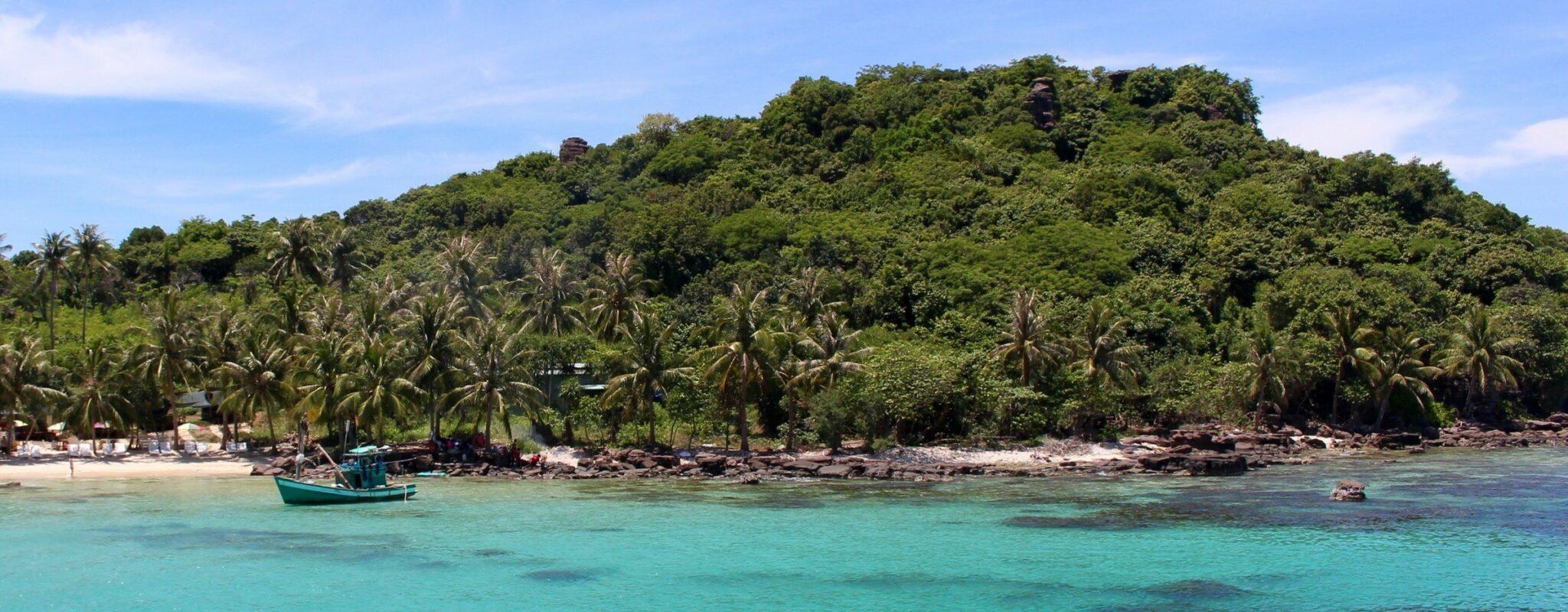An Thoi Archipelago Phu Quoc Vietnam