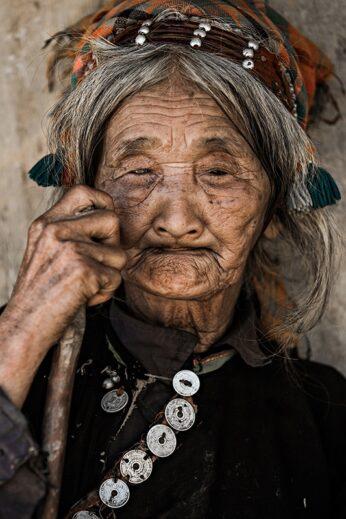La Hu, Vietnamese tribe photography by Réhahn