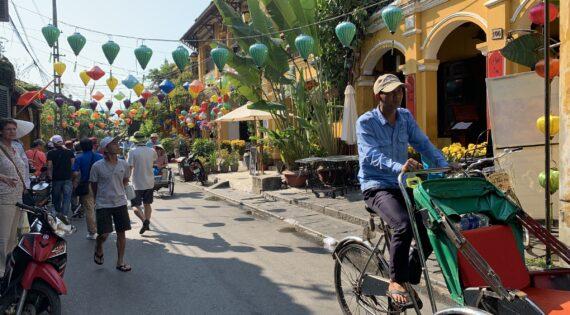 Streets of Hoi An, Vietnam