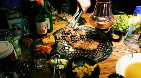 south korean bbq