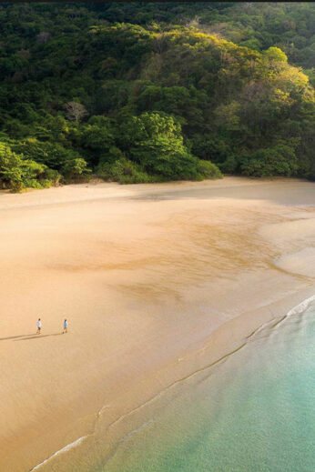 Con dao tropical island holiday in asia