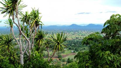 View in Mondulkiri