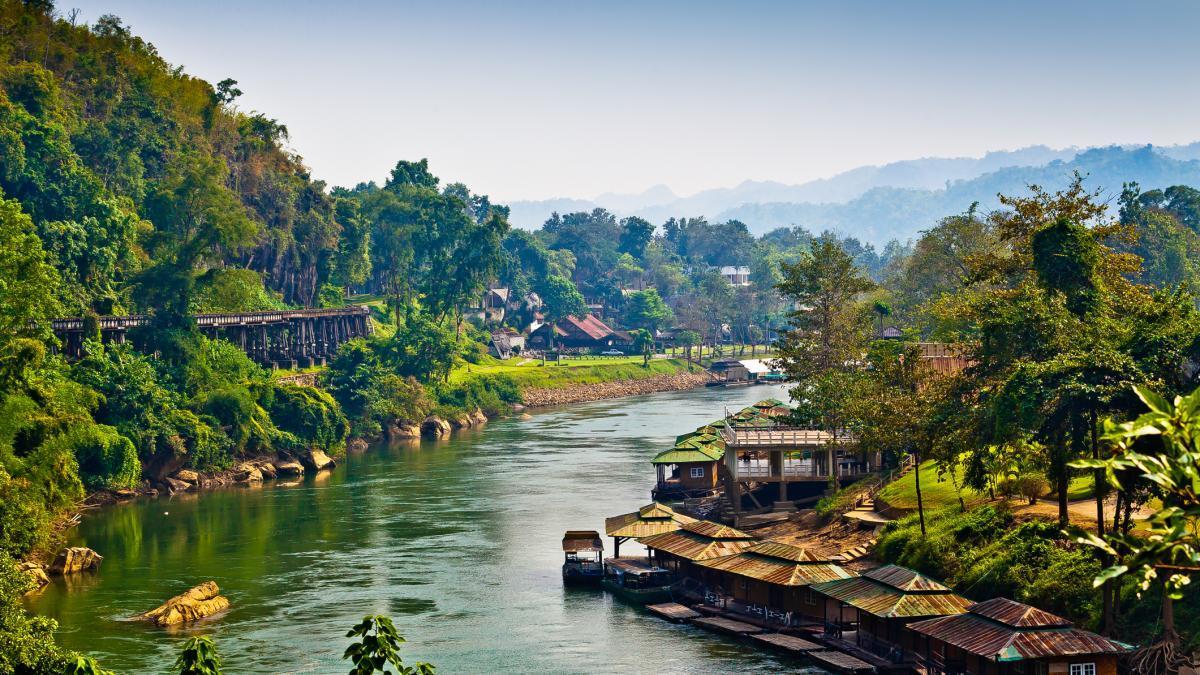 Kanchanaburi |  InsideAsia Tours