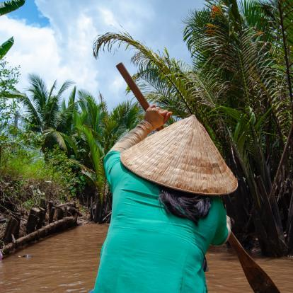 Getting around on the Mekong Delta