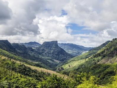 View of Nam Et Phou Louey National Protected Area - Dominique LeRoux